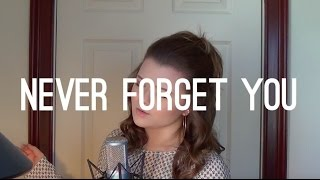 Baixar Never Forget You - Zara Larsson & MNEK (Cover by Victoria Skie) #SkieSessions