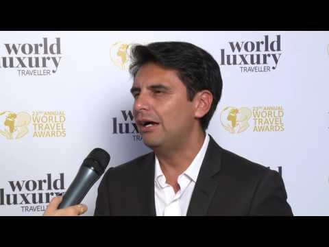 Jesse Vargas, general manager, Ferrari World Abu Dhabi, United Arab Emirates