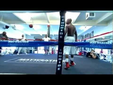 Floyd Mayweather Training - Get Money!