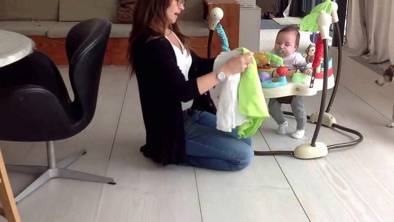 baby bouncy chair age dx racing introducing to a bouncing recommendable from 6 months