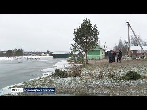 Погодные аномалии: в селе Куность Белозерского района ввели режим ЧС