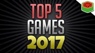 Top 5 Games of 2017