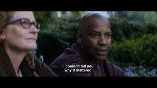 "The Equalizer  (2014) ""...Sometimes we make the wrong choices to get to the right place..."""