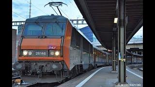 フランス国鉄 特急列車(INTERCITY)・普通列車(TER) 機関車+客車 [BB22200 / BB26000 / BB7200]