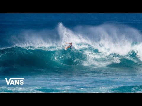 2019 Vans World Cup Of Surfing - Day 1 Highlights | Triple Crown Of Surfing | VANS