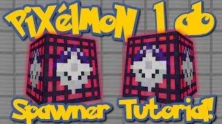 Pixelmon Lab: Pixelmon Spawner Tutorial!