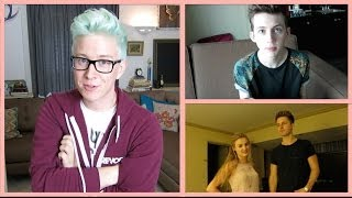 One of extratyler's most viewed videos: YouTuber Dance Party [VidCon 2014 Day 1] | Tyler Oakley