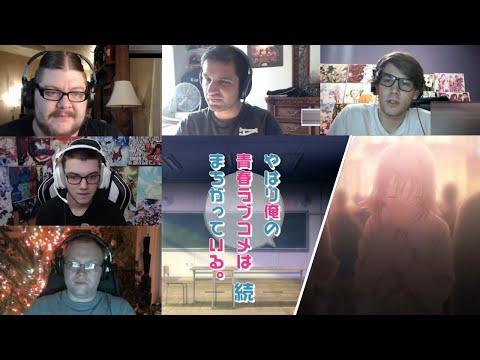 My Teen Romantic Comedy SNAFU Season 2 Episode 9 Reaction