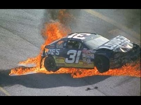 Top 10 Mike Skinner Crashes Updated