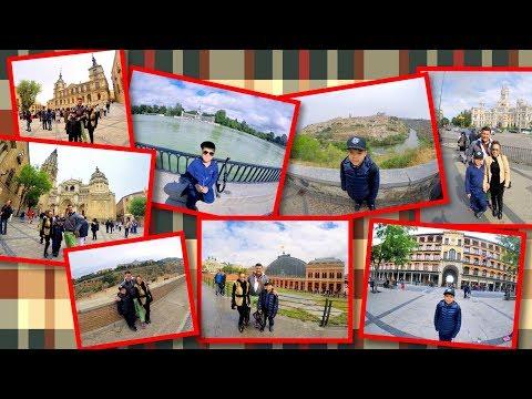 Spain Trip Day 3: Toledo & Madrid Travel VLOG Gopro