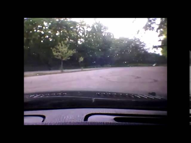 E36 318is drift first time NOT LSD
