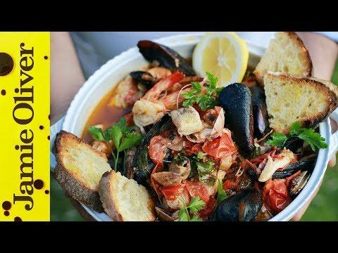 Gennaro's Italian Fish Soup