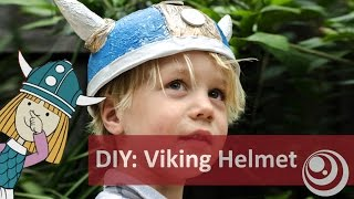 DIY Viking Helmet