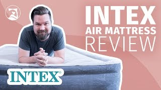 Intex Air Mattress Review - Great For Guests?