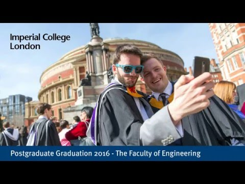 Postgraduate Graduation 2016: The Faculty of Engineering