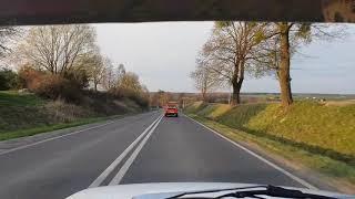3 x FIAT 126P Kierunek Warszawa