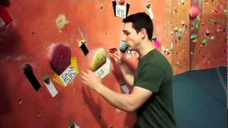 Rock Climbing for Beginners- Video 5- Climbing Techniques 1