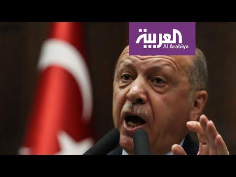 أردوغان يهدد باستئناف هجومه شمال شرق سوريا  - نشر قبل 2 ساعة