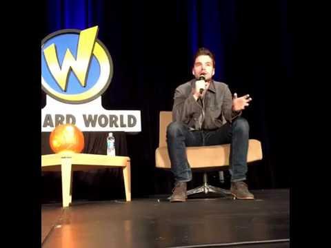 Sebastian Stan Panel Livestream @ Wizard World Tulsa in FULL - 22.10.16