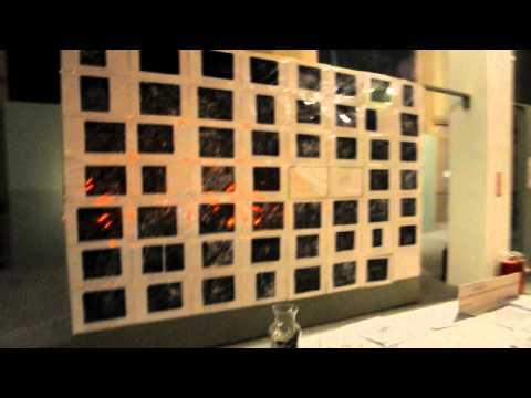 Loft in the Red Zone Walk-thru - Wall Street - September 17, 2011