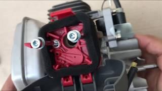 Воздушный фильтр для мотокосы Oleo-Mac Sparta 25