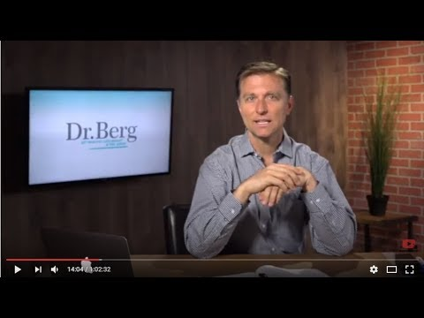 Dr. Eric Berg Live Show Q&A 6-23-2017
