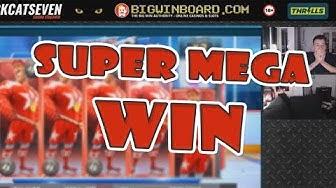 ★ HOCKEY HERO (PUSH GAMING) MEGA WIN ★