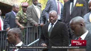 DR Congo commission plans to delay presidential vote