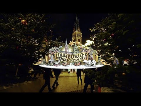 Hh Weihnachtsmarkt 2019.Hamburger Weihnachtsmarkt Circus Roncalli Jubiläum