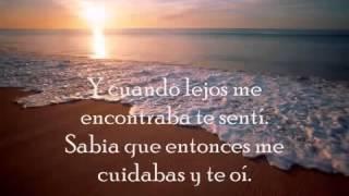 """""""Supe que me amabas"""" - Marcela Gandara - Letra en español"""