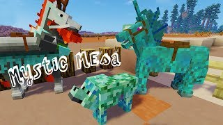 the new crew mystic mesa modded minecraft ep85