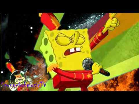 Spongebob sings Def Leppard - Photograph