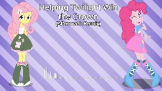 Repeat youtube video Helping Twilight Win the Crown (Aftermath Remix)