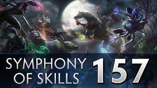 Dota 2 Symphony of Skills 157