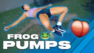 How To Frog Pump