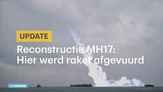 Reconstructie MH17: hier werd de raket afgevuurd - RTL NIEUWS