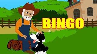 Собака BINGO | BINGO Nursery Rhyme