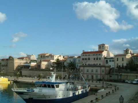 Alghero Sardinia Photos