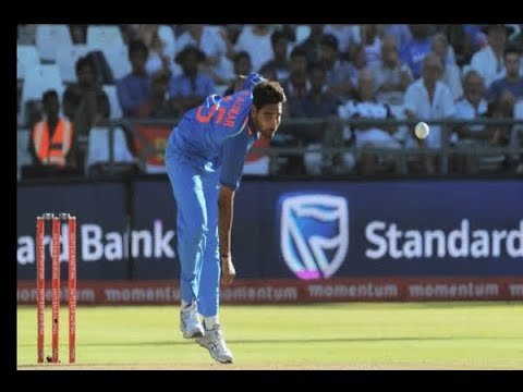 In Graphics: SAVSIND 1st T20: Bhuvneshwar produced the ball after the 'record batting'