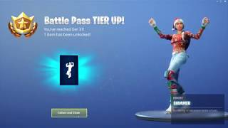 UNLOCKING the Shimmer emote in Fortnite...!!!