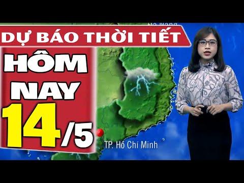 Dự báo thời tiết hôm nay mới nhất ngày 14/5/2021   Dự báo thời tiết 3 ngày tới