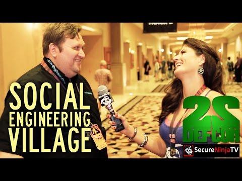 DEFCON 22 Social Engineering Village