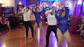 Dynamix Dance Team Salsa Performance @ Unplugged