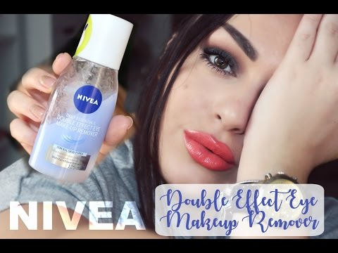 Nivea Double Effect Eye Makeup Remove Review