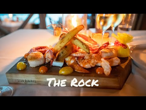 From Zanzibar To New York, Experiencing African Fine Dining | The Rock | MASTERCARD PRICELESS