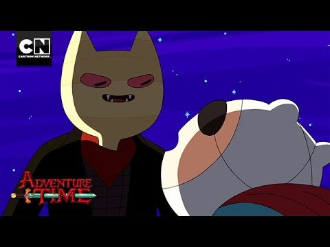 Me-Mow Returns | Adventure Time | Cartoon Network