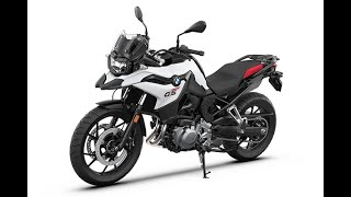 2019 BMW F 750 GS, Options - Walk Around - Test Ride and Evaluation