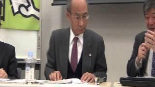 20141212 UPLAN【院内集会】起訴を!東京地検・東電包囲行動&院内集会