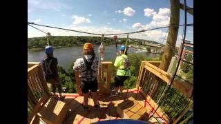 Blue Heron Zipline - Chattahoochee Whitewater Park | Columbus, GA | Phenix City, AL Mp3