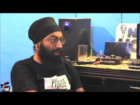 PRABH DEEP - X-CLUSIVE & RARE INTERVIEW BY RAAJ JONES